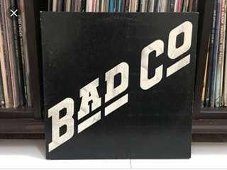 Bad Co Vinyl