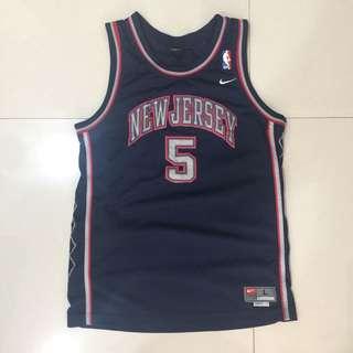 Youth Nike Swingman NBA New Jersey Nets Jason Kidd Away