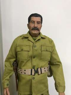 1/6 Hot Custom Stalin Figure toys Kitbash