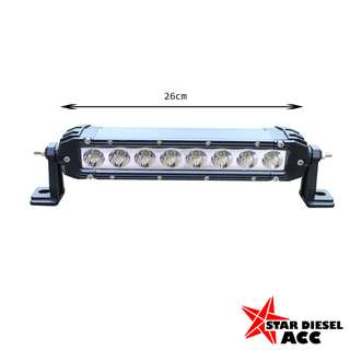 LAMPU SOROT LED BAR 1 BARIS 40W