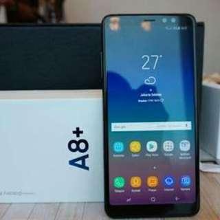 Samsung A8+ Bisa Dicicil Tanpa Kartu Kredit.