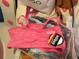 Bought from Japan sports bra 運動彈性胸圍