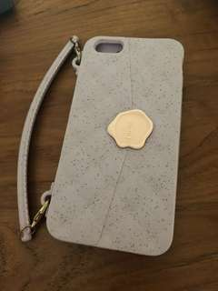 Chloe iPhone 6S plus case silicon 手機 case