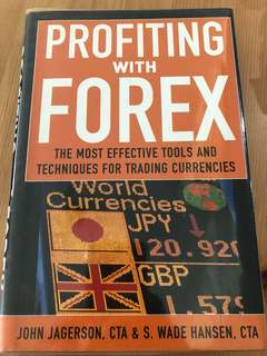 Profiting with FOREX by JAGERSON & HANSEN