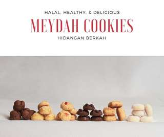 Meydah cookies