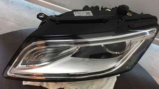 Audi Q5 Original Left Hand Headlamp