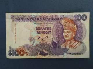 RM100 Ahmad Don