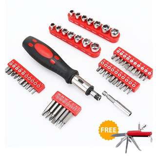 51 in 1 hardware handtool set kids