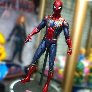 Iron Spider-Man infinity war 6 inch