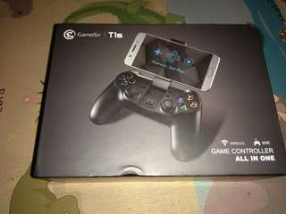 GAMESIR T1S BLUETOOTH ANDROID/PC GAMEPAD CONTROLLER