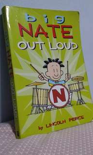 Big Nate - Out Loud