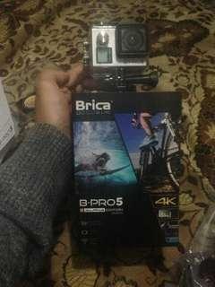 Jual cepat BU go pro B-pro 5 baru 1x pemakaian