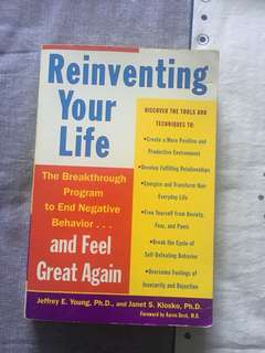 Reinventing your life (Self Help Book)