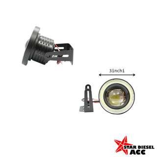 """S-D LED 10W Sorot Fog Lamp 3""""inch"""