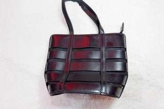 Esprit Black Bucket Bag
