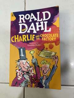 Roald Dahl Charlie and chocolate factory