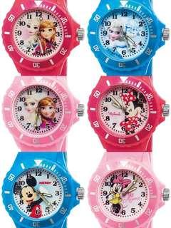 迪士尼兒童手錶12款