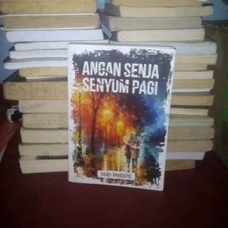 ANGAN SENJA & SENYUM PAGI
