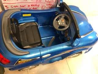Toddler car
