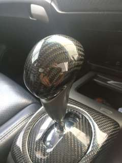 Civic Fd auto carbon gear knob