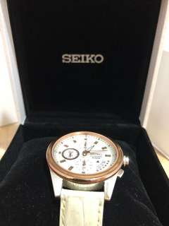 Seiko Women Watch 7T92 Chronograph