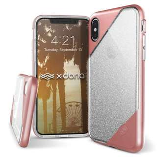 X-doria Revel Lux Glitter Case for iPhone X