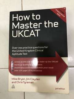How to master the UKCAT