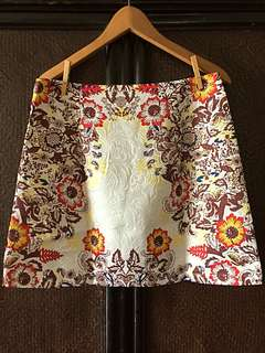 Beautiful printed skirt