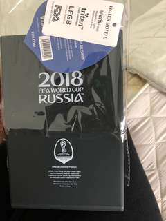 2018 Fifa Russia-World cup bottle