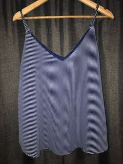 Cotton On Pinstripe Cami