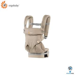 [Pre-Order] Ergobaby Four Position 360 Baby Carrier | Moonstone [BG-BC360ANEUTRAL]