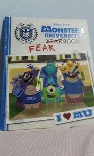 Mike's MU Yearbook