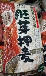 日本粗胚芽燕麥800g