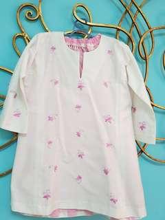 Malay Traditional Dress (Baju Kurung) - Girls