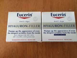 Eucerin Hyaluron-Filler Anti-Age Day&Night Cream Set