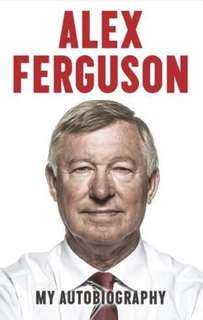 [NEW, SEALED, HARDCOVER]Alex Ferguson: My Autobiography                      # Manchester United