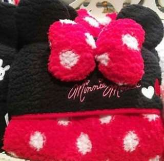 minimouse blanket original from tokyo disneyland