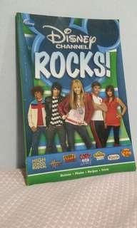 Disney Channel Rocks Book