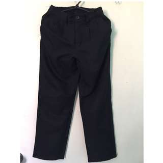 Freego Size 8 Black Pants