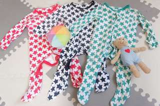 MotherCare Sleepsuit/Frogsuit