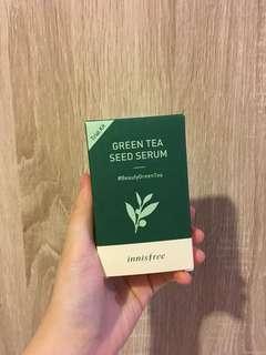 🚚 Innisfree綠茶籽精華液7日份
