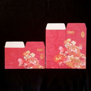 4pcs TNT Red Packet