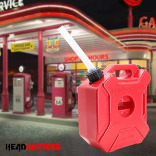 3 Liters Gas Container (Red)