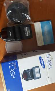 Samsung gn42 flash use 3 times