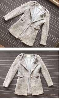 正韓 大衣 外套