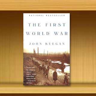 Share This Listing Save Public Comments  Be the first to write a public comment. Ask a question or @mention a friend to check this out! BN - The First World War By John Keegan