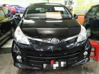 Toyota Avanza Velos 1.5 Tahun 2015 At bensiN KM 30 Ribu