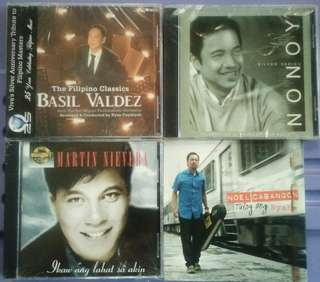 4 for 450 BEST OF OPM MALE ARTISTS