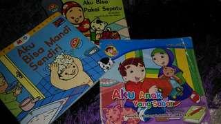 Buku Cerita Mini
