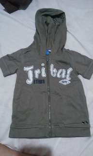BABY JACKET/CLOTHES with HOOD